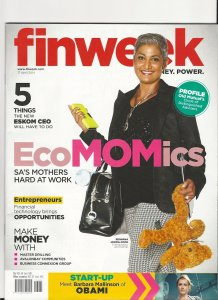 Finweek : Moms hard at work