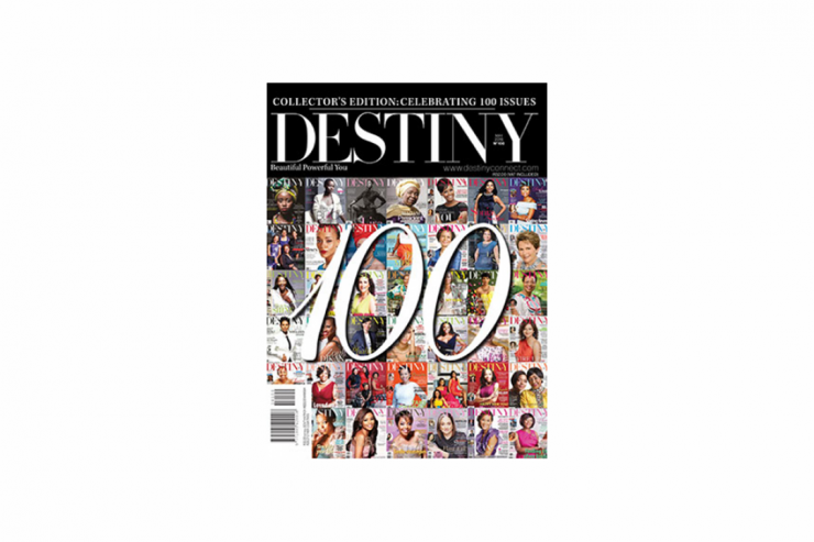 Destiny Magazine: Back To Work Their Way
