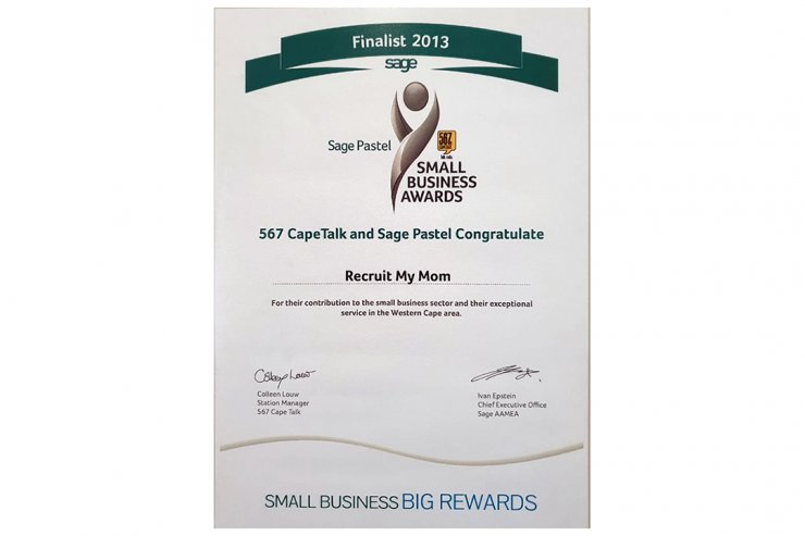 Cape Talk Small Business Awards