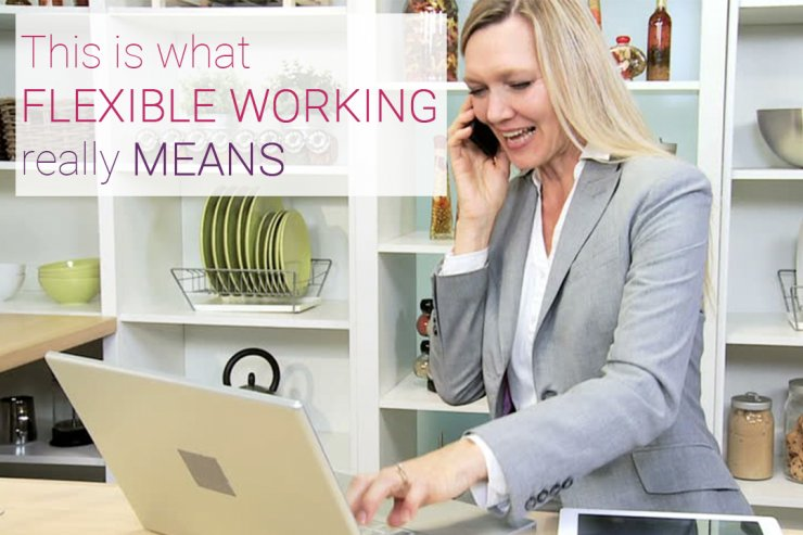 This is What Flexible Working Really Means