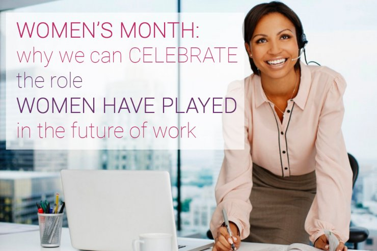 Womens Month - The Role Women Have Played