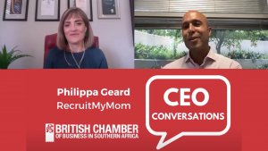 British Chamber of Commerce CEO Conversation with Phillipa Geard
