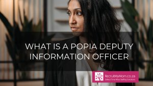 What is a POPIA Deputy Information Officer