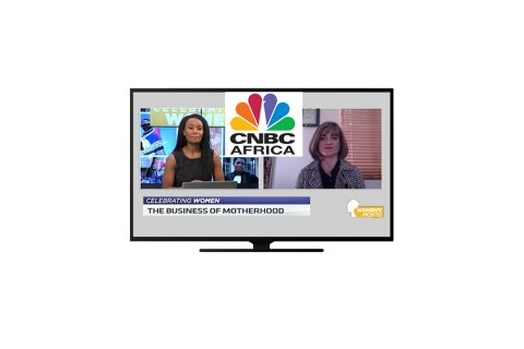 Interview on CNBC Africa