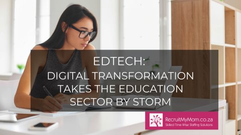 EdTech: Digital transformation takes the education sector by storm