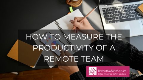 How to measure the productivity of a remote team