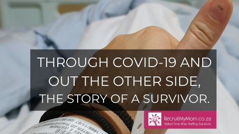 Through Covid-19 and out the other side, the story of a survivor