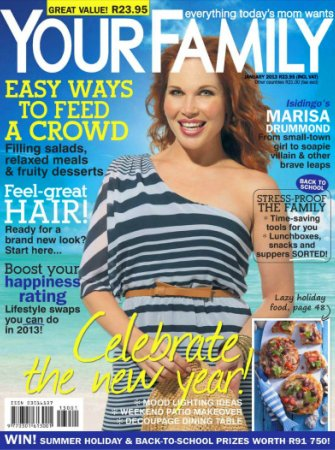Your Family Magazine South Africa
